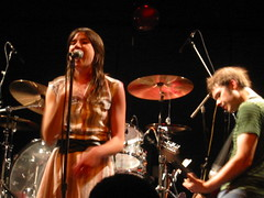 The Grates, Bowery Ballroom, 9/12