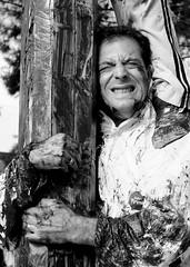 Palo della cuccagna (fazen) Tags: italy geotagged fun movement italia action fat dirty grease forza sicily effort movimento sicilia siracusa gioco testadellacqua sporco grasso azione sforzo palodellacuccagna geo:lat=36962357 geo:lon=14974145