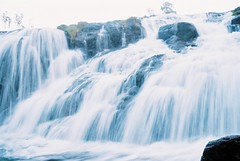 Ooty - waterfalls