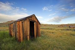Outhouse (jauderho) Tags: california usa 20d topv111 canon topv555 topv333 bestof topv999 2006 ghosttown topv777 bodie 1022mm jauderho bodiehistoricstatepark roadtripaugust2006 jhoshow