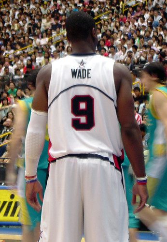 Dwyane Wade - Animal 2.0 - flickr/diebmx