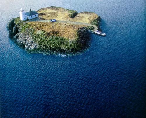 Приколы, фото: сказочный остров