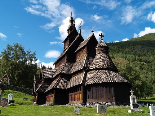 Borgund Stavekirk, Norway