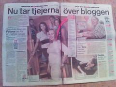 Bloggare i Aftonbladet