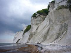 The chalk cliffs of Moen