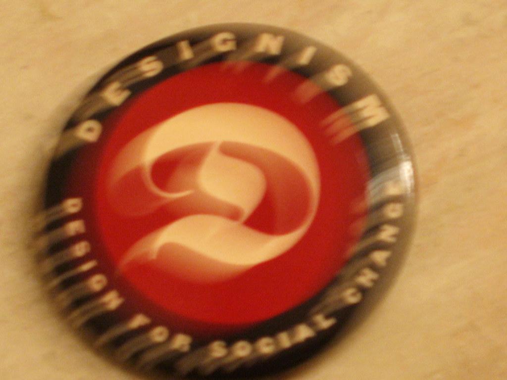 Designism Button
