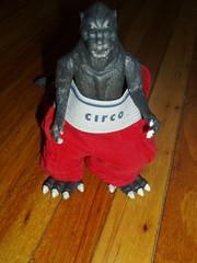 Godzilla in Underpants