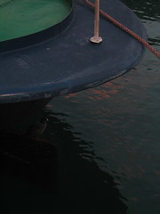 Helpful rudder /      (dmitryku) Tags: lake birds gardalake rivadelgarda