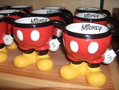 Mickey Mouse Coffee Mugs