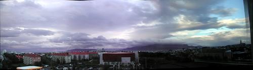 último atardecer en Reykjavik (by jmerelo)