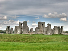 Stonehenge HDR - by _moonpie