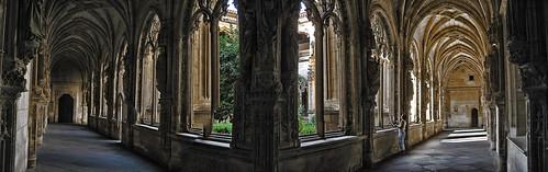 San Juan de los Reyes, claustro