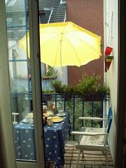 PICT4588 (galerie3) Tags: breakfast balkon frhstck sunnymorning