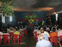 Talk by Kumarjiv