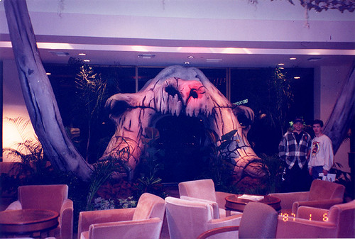 Disneyland Hotel Lounge