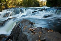 Bond Falls  Upper Cascades Area (James Marvin Phelps) Tags: photography waterfall michigan great lakes upper waterfalls bond upperpeninsula peninsula bondfalls mandj98 scenicmichigan savethewildup jmpphotography jamesmarvinphelps watersmeetmichigan virtualjourney statescenicsite