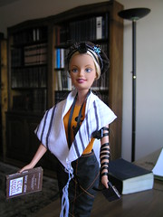 Tefillin Barbie 1