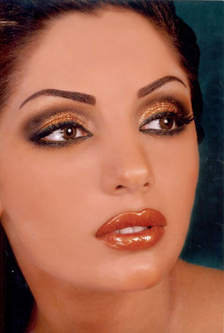arabic makeup looks. Arabic makeup and hairstyles
