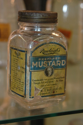 Ralweigh's Mustard Jar by Flickr user mpwillis