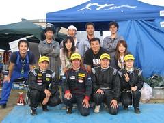 2006年WRCラリージャパン参戦メンバー