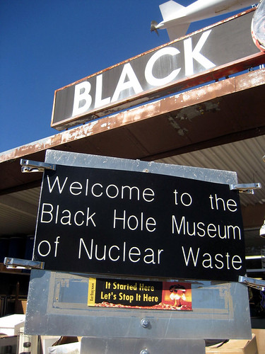Museum of Nuclear Waste
