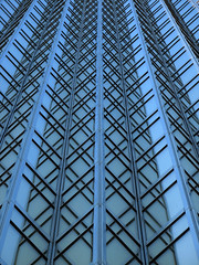 Sea Blue (amy allcock) Tags: blue toronto ontario abstract tower glass architecture 1025fav skyscraper 510fav october 2006 2550fav mass royalbank rbc gtaa i500 moocards interestingness11oct252006 enlighteningmosaic gettyimagescanada