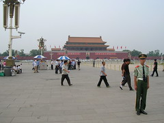 "Tian'anmen Square, the Forbidden City in Beijing • <a style=""font-size:0.8em;"" href=""http://www.flickr.com/photos/37867910@N00/280179938/"" target=""_blank"">View on Flickr</a>"