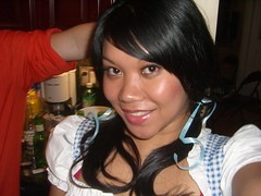 Monica aka Dorothy (DiddyOh) Tags: girls party cute halloween smile dorothy costume wizardofoz