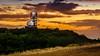 listen (K.H.Reichert) Tags: aussichtspunkt abandoned schuttberg nsa abhörstation sunset berlin ruins sonnenuntergang ruine teufelsberg drachenberg verlassen