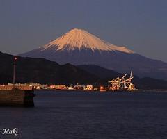 Mt. Fuji - by Maki_C30D