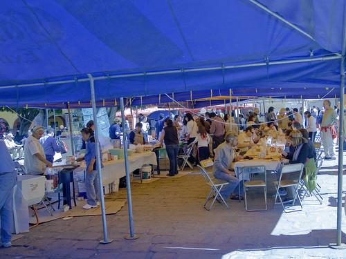 Rancho San Miguel Food Court