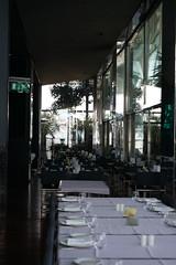 2018-04-FL-183641 (acme london) Tags: barcelona fira hotel hotelrestaurant interior jeannouvel renaissancehotelfira restaurant seating seatingfurniture spain