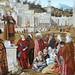 CARPACCIO Vittore,1514 - La Prédication de Saint Etienne à Jérusalem (Louvre) - Detail 003