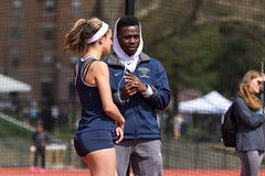 2018-04-28 Trinity MWTNF - NESCAC - 0144 (BantamSports) Tags: 2018 bantams championship college connecticut d3 hartford men ncaa nescac spring trinity women trackandfield