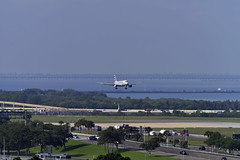 AA Short Final - Tampa (Infinity & Beyond Photography) Tags: aircraft shortfinal approach tampa bay international airport tpa scenic views