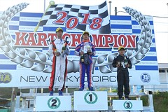 Awards ceremony_010_R (htskg) Tags: 新東京 チャレンジカップ karting race 表彰式 challengecup