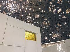 yellow window (rick.onorato) Tags: abu dhabi united arab emirates uae arabian desert louvre museum