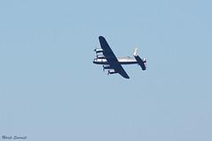 Lancaster (Marja S) Tags: lancaster bomber wo2 flypast netherlands fortvuren