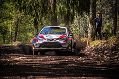 DSC_1327-3 (Pedro @lves) Tags: carvalhais basto mondim lightroom photography photo nikon flatout testing 2018 portugal rally racing gazoo latvala yaris wrc toyota