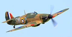 P3717 (G-HITT) Hawker Hurricane Mk1 (Dave Russell (1 million views thanks)) Tags: p3717 ghitt swp psw hawker hurricane mk1 mark 1 one battle britain ww2 world war 2 two military fighter aircraft aeroplane airplane air plane vehicle transport raf royal force fly flying flight inflight aviation aeronautical aero show airshow display displaying flypast outdoor shuttleworth old warden bedfordshire england uk hugh
