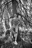 Weekend en Allemagne (landrebeatrice) Tags: portrait nature outdoor arbre homme corps masculin noiretblanc blackandwhite