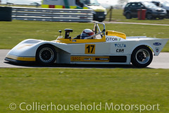 Sports 2000 - R1 (53) Clive Steeper (Collierhousehold_Motorsport) Tags: barc snetterton britishautomobileracingclub sports2000 sportsracingclub gunnts11 lola mcr lola90 tigasc8s lolat86 tigasc79 royalesc2000m ford sportspinto duratec