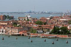 Mestre and Venice - Italy