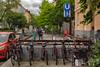 Das Stadtviertel, wo ich lebe (37) (Janos Kertesz) Tags: bayern bavaria munich münchen ubahn metro subway street bike bicycle transport urban city transportation cycle travel europe metal pedal