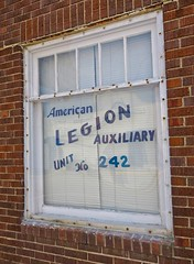 American Legion, Winchester, OH (Robby Virus) Tags: winchester ohio oh cameronellis american legion post 242 sign signage veterans war fraternal organization