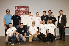 "Jugend forscht in der Technik 2018 • <a style=""font-size:0.8em;"" href=""http://www.flickr.com/photos/132749553@N08/27317906447/"" target=""_blank"">View on Flickr</a>"