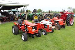 Newfane 066 (37) (swi66) Tags: dunkirk hit miss motors diesel cannons farm tractor john deere antique historical