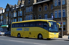 Lords Coaches of Hull (Hesterjenna Photography) Tags: lords hull humberside fj03vnc bus coach psv enigma caetano volvo bullocks cheadle morecambe transport travel excursion tourer