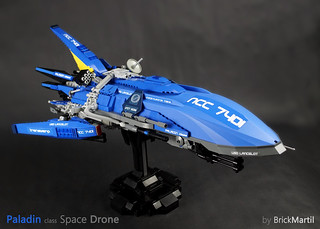Paladin class Space Drone