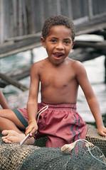 img134 (deepchi1) Tags: irianjayawestpapua irian jaya west papua irianjaya westpapua indonesia stoneagepeople island jungle primitive boy